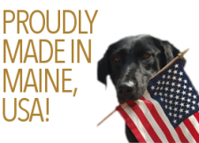Stainless Steel Pet Tags - Maine Made