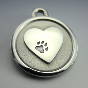 heart pet id