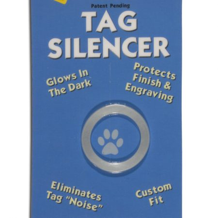 Medium Pet Tag Silencer Made in USA