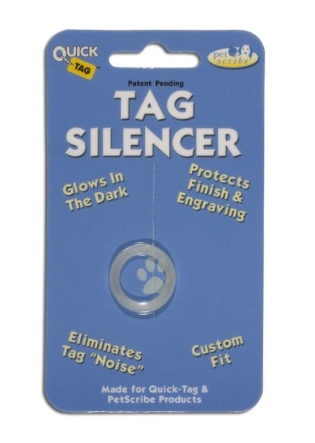 Small Pet Tag Silencer Made in USA